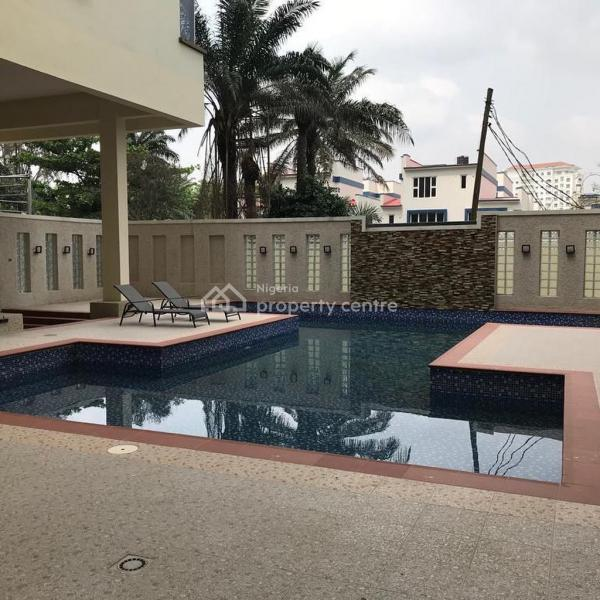 Fully Serviced 4 Bedroom Flat with Bq, Cooper Road, Old Ikoyi, Ikoyi, Lagos, Flat for Rent