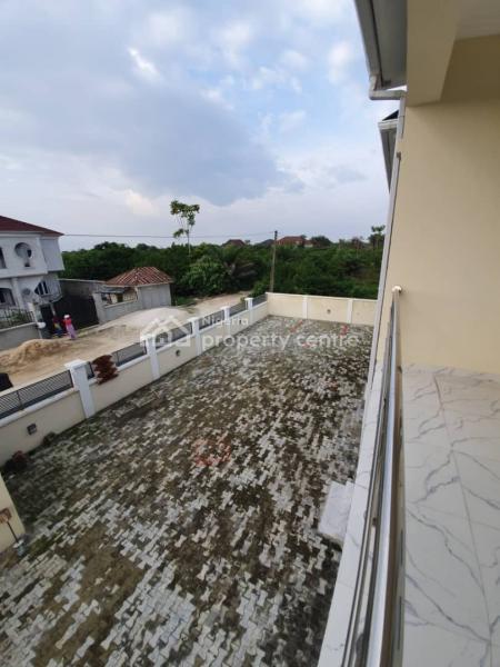 Luxury 4units of 3 Bedroom Flat with Boysquaters Each, Beechwood Estate, Bogije, Ibeju Lekki, Lagos, Flat for Rent
