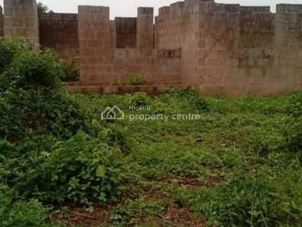 an Off Plan 4 Bedroom Flat Sitting on a Plot of Land., Ifo, Ogun, Flat for Sale