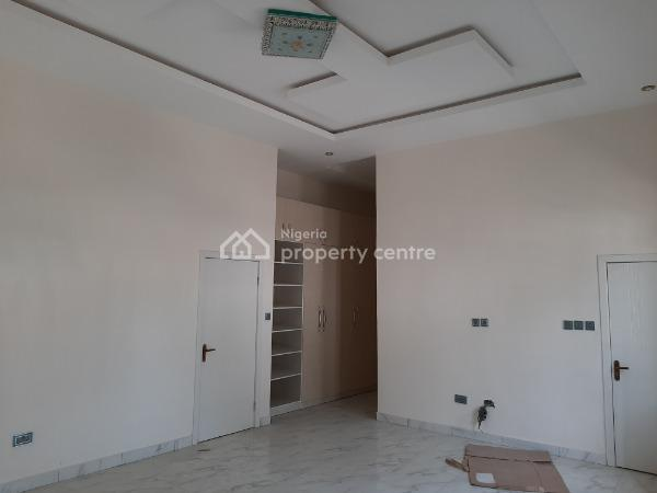 Brand New Luxuriously Finished 5 Bedroom Detached House with Massive Space and B/q in a Serene Close, Chevron Alternative Road, Chevy View Estate, Lekki, Lagos, Detached Duplex for Rent