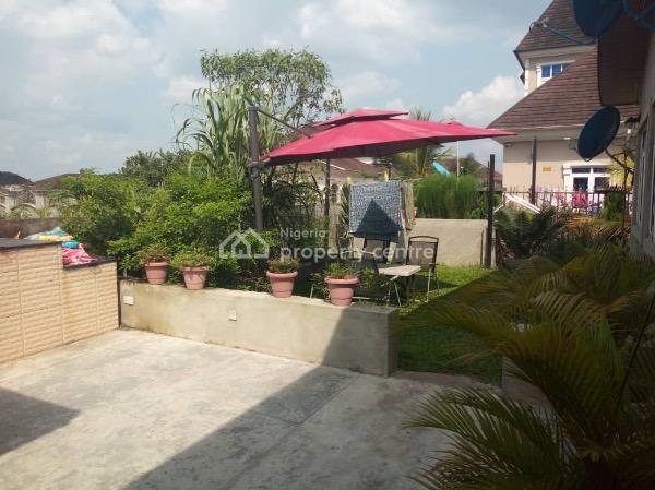 Luxury 4 Bedroom Duplex Inside Estate, with Excellent Facilities, Close 18, Plantation City, Opete,, Udu, Delta, Detached Duplex for Sale