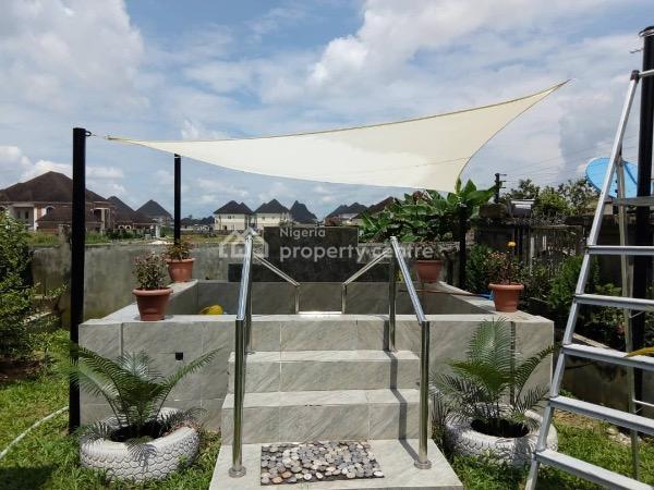 Luxury 4 Bedroom Duplex in an Estate, 24 Hours Light, Close 18, Plantation City, Opete, Udu, Delta, Detached Duplex for Sale