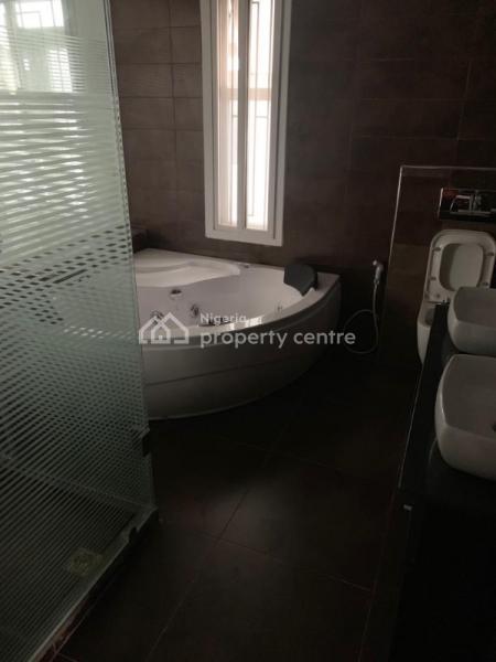 Luxury 5 Bedroom Detached Duplex with a Pool and Pentfloor Rooftop Terrace, Victory Park Estate, Osapa, Lekki, Lagos, Detached Duplex for Sale