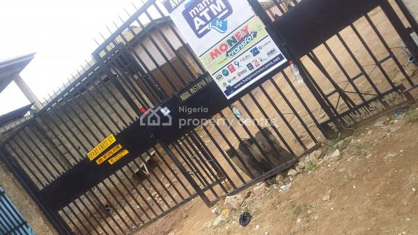 a Decent 4 Flat of 3 Bedroom, Oluwaga Bus Stop, Ipaja, Lagos, Block of Flats for Sale
