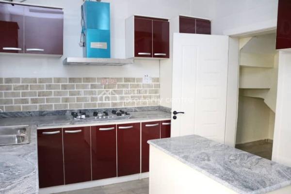 Beautiful 4 Bedroom Semi - Detached Duplex with a Bq, Estate, Olokonla, Ajah, Lagos, Semi-detached Duplex for Sale
