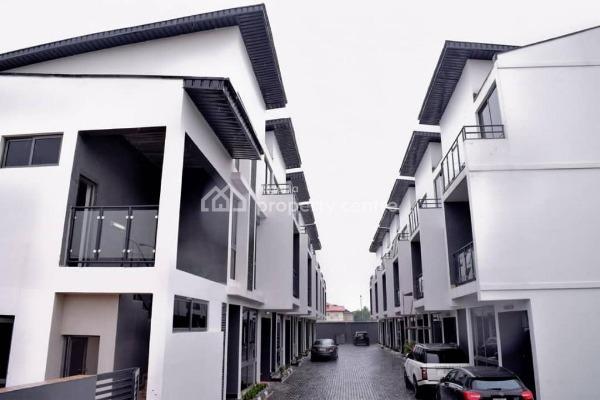 Luxury 5 Bedroom with Modern Facilities, Oak Estate Off Admiralty Way, Lekki Phase 1, Lekki, Lagos, Terraced Duplex for Sale