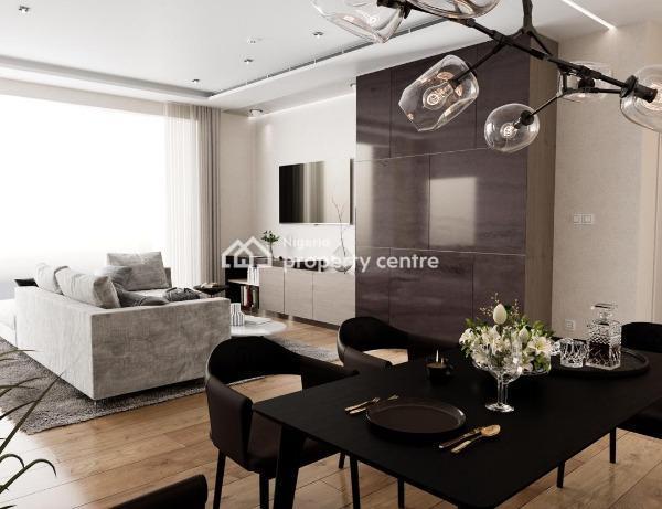 Gorgeous 2 Bedroom Flat Located, Ikate Elegushi, Lekki, Lagos, Block of Flats for Sale
