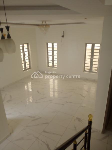 New 4 Bedroom Fully Detached Duplex, By Chevron Toll, Lekki Phase 2, Lekki, Lagos, Detached Duplex for Rent