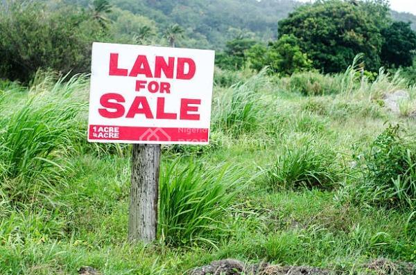 an Acre of Land, Owode Egba, Close to Ofada-owode Road, Balogun, Obafemi Owode, Ogun, Mixed-use Land for Sale