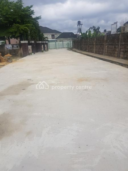 Super Standard 2 Plots of Dry Land, Justice Mary Odili Street, Off Stadium Road, Gra Phase 3, Port Harcourt, Rivers, Mixed-use Land for Sale