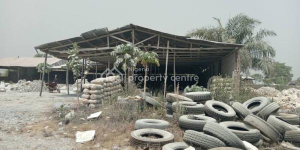 Limestone and Kaolin Manufacturing Factory, Akoko Edo, Edo, Factory for Sale