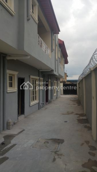 Newly Built 3 Bedroom Flat, Off Commercial Avenue, Sabo, Yaba, Lagos, Flat for Rent