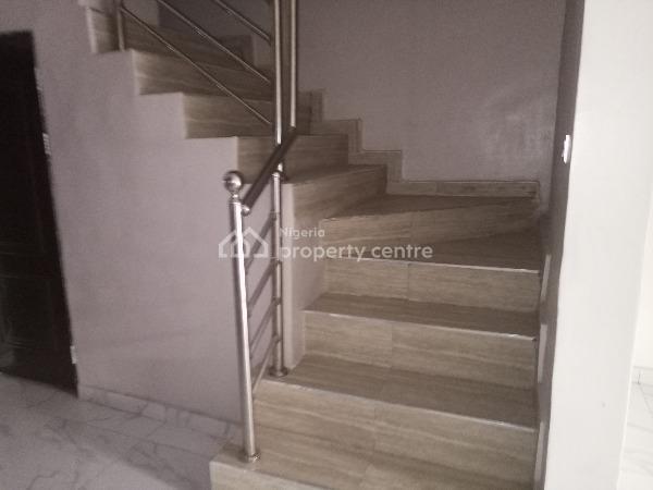 Well Located Brand New 4 Bedroom Semi-detached House with Boys Quarter, Idado, Lekki, Lagos, Semi-detached Duplex for Sale