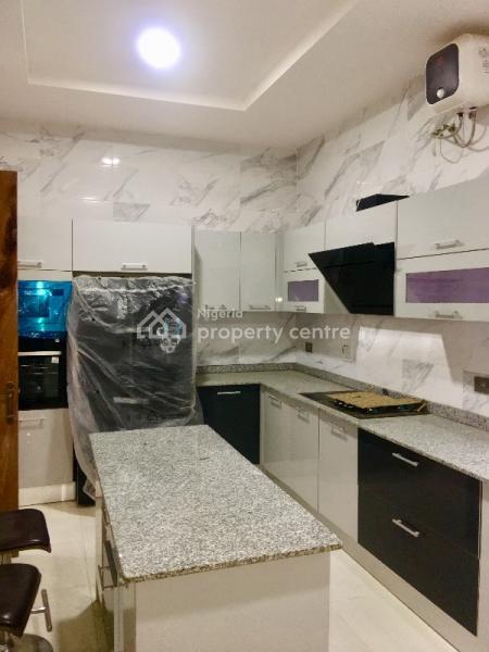 Well Built 5 Bedroom Detached Duplex +1 Room Bq. Lovely Environment, Osapa, Lekki, Lagos, Detached Duplex for Sale