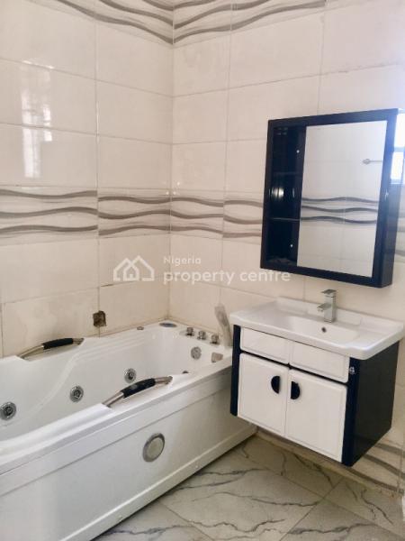 Tastefully Finished 5 Bedroom Semi Detached +1 Room Bq, Osapa, Lekki, Lagos, Detached Duplex for Sale