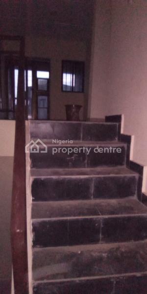 5 Bedroom Semi Detached Duplex with a Room Bq Self Compound, Off Abeokuta Street, Ebute Metta East, Yaba, Lagos, Semi-detached Duplex for Rent