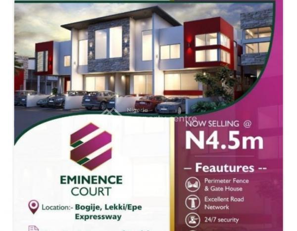 Eminence Court, Shapati, Lekki-epe Expressway, Opposite Beechwood Estate, Epe, Lagos, Residential Land for Sale