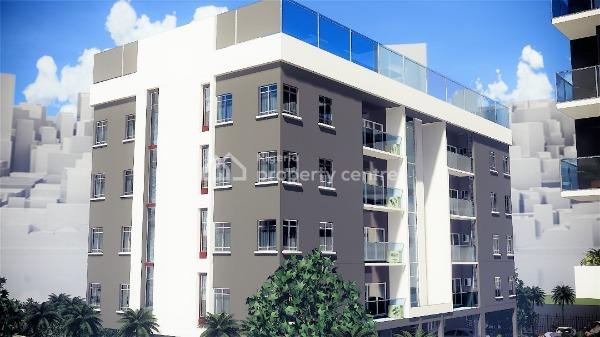 Spacious & Luxury 1 Bedroom Apartment, Water Corporation Drive, Off Ligali Ayorinde Street, Victoria Island Extension, Victoria Island (vi), Lagos, Flat for Sale