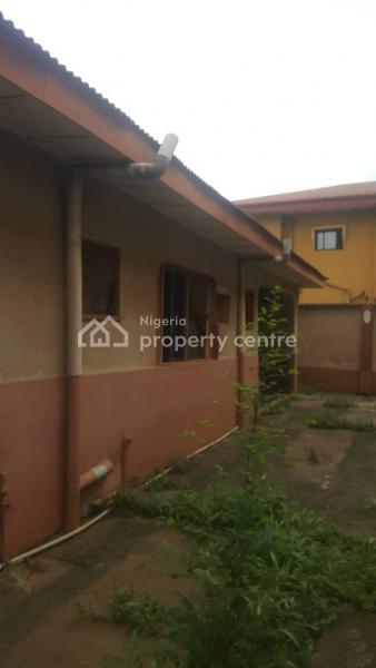 a Story Building with 2nos of 4 Bedroom + 3 Bedroom Flat Bungalow, Onibudo Estate, Alagbole,, Akute, Ifo, Ogun, House for Sale