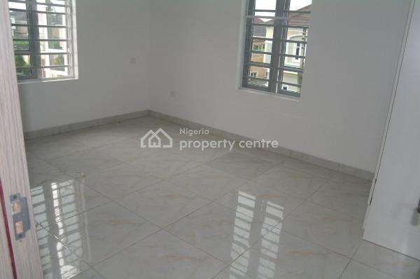 Massive Newly Built 4 Bedroom Detached Duplex with Bq, Ikota Villa Estate, Lekki, Lagos, Semi-detached Duplex for Sale