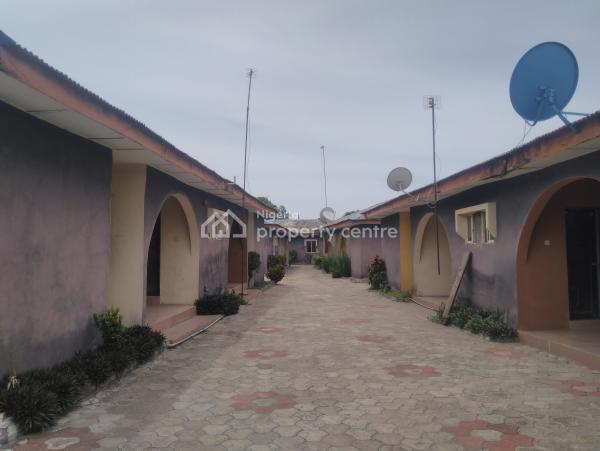 Two Bedroom Flats. 20 Units, Behind Aradagun Bus Stop, Aradagun, Badagry, Lagos, Hotel / Guest House for Sale