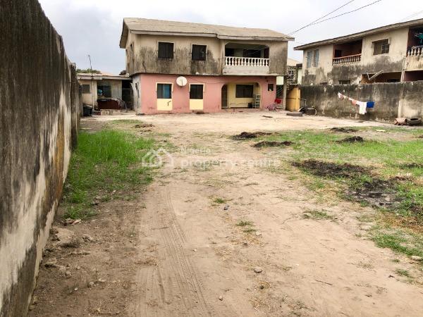 3 Bedroom Block of Flats, Liadi Disu Street, Oke Afa, Isolo, Lagos, Block of Flats for Sale