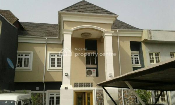4 Bedroom Duplex, Apo Legislative Quarters, Apo, Abuja, Terraced Duplex for Sale