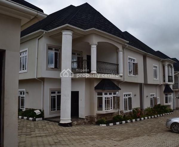 4-units of Luxury 4-bedroom Terrace Duplex with Bq, Off T.y. Danjuma Street, Asokoro District, Abuja, Terraced Duplex for Sale