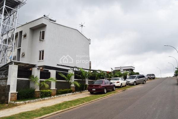Tastefully Built Units of 4 Bedroom Terrace Duplexes with a 2 Bedroom Penthouse, The Green House, Samila Gwarzo Street, Off Bala Mohammed Avenue, Guzape District, Abuja, Terraced Duplex for Sale