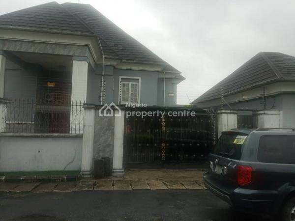 Classic  and Modern 5 Bedroom Duplex, Bendel Estate, Uvwie, Delta, Detached Duplex for Sale