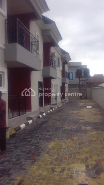 Brand New 2 Bedroom Apartment, By Blenco Super Market, Sangotedo, Ajah, Lagos, Flat for Rent