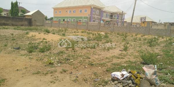 Fenced 2,000m2 Strategically Located Residential Land  with Bungalows at Fha Lugbe for Sale, Lugbe District, Abuja, Residential Land for Sale