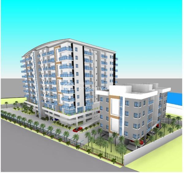 Luxury One Bedroom Apartment in Vi ,with an (ocean View )getaway Apartment, Water Corporation Drive, Off Ligali Ayorinde (proximate to The Eko Atlantic Mega City Development ), Oniru, Victoria Island (vi), Lagos, Flat for Sale