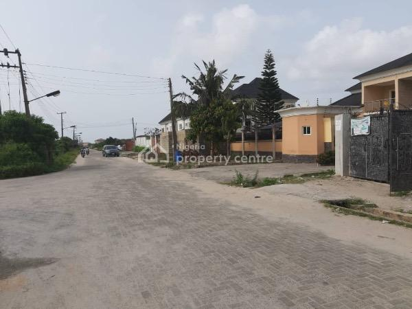 980sqm Land in Lekki Scheme 2. Walkable Distance From Abraham Adesanya Round About., Opposite Chaplin Estate, Lekki Phase 2, Lekki, Lagos, Residential Land for Sale