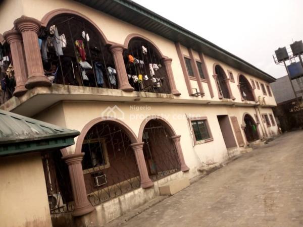 Coordinated  Storey Building of 4 Flats of 3 Bedroom, Nigercat, Uvwie, Delta, Block of Flats for Sale