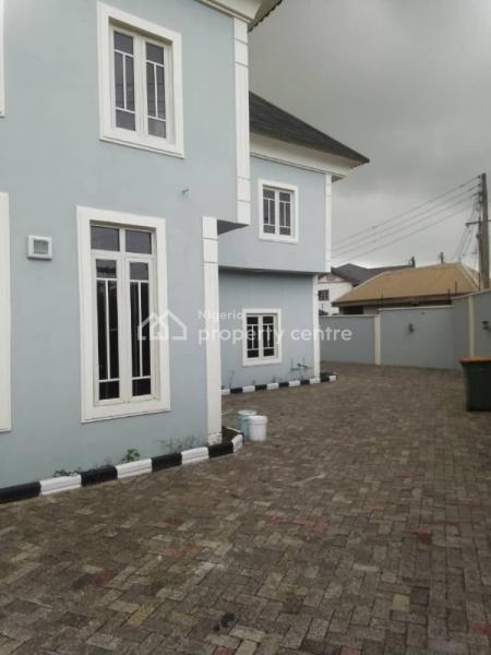 4 Bedrooms Detached Duplex with a Bq, Shangisha Phase 2, Gra, Magodo, Lagos, Detached Duplex for Rent