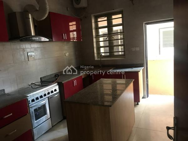 4 Bedroom Duplex with Bq, Agungi, Lekki, Lagos, Semi-detached Duplex for Rent