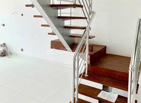 Contemporary 2 Bedroom Maisonette, Lekki Phase 1, Lekki, Lagos, Terraced Duplex for Rent