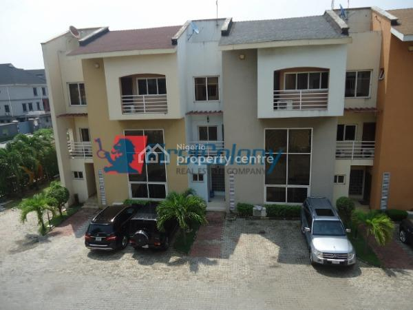 Luxury 4 Bedroom Serviced Terraced Duplex, Off Palace Road, Oniru, Victoria Island (vi), Lagos, Terraced Duplex for Rent