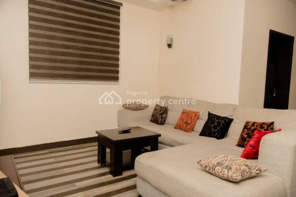 Luxury Furnished Two 2 Bedrooms Serviced Apartment, Near Next Cash N Carry, Kado, Abuja, Flat for Rent