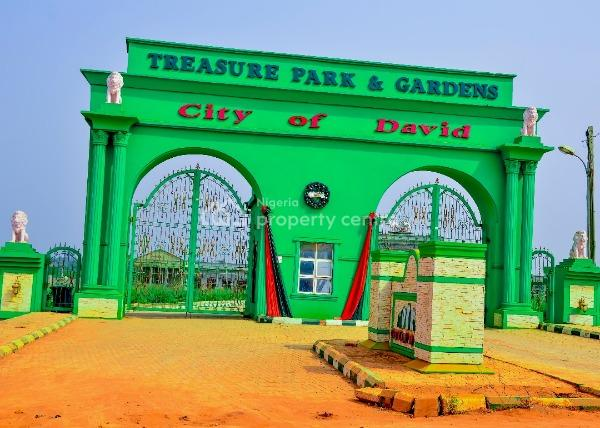 Treasure Park and Gardens, Behind Redemption Camp New Auditorium, Ibafo, Ogun, Mixed-use Land for Sale