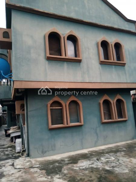 4nos of 2 Bedroom Flat with Pent House, Ait Road, Alagbado, Ijaiye, Lagos, Block of Flats for Sale