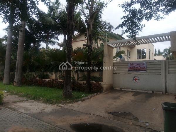 4 Units of 3 Bedroom with Bq and 1 Unit of 2 Bedroom, Ontario Crescent, Maitama District, Abuja, Block of Flats for Sale