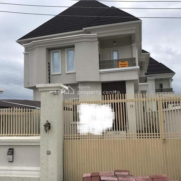 Brand New and Tastefully Finished 4 Bedroom Detached House with Bq, Divine Homes, Thomas Estate, Ajah, Lagos, Detached Duplex for Rent