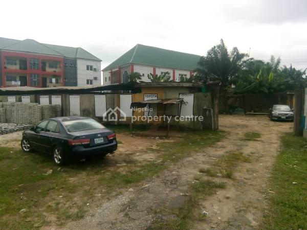 Fully Fenced 625sqm of Land, Eliozu, Port Harcourt, Rivers, Mixed-use Land for Sale
