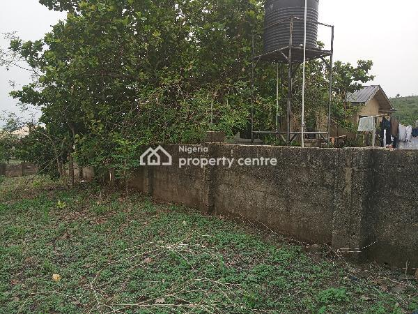 Fully Fenced, Strategically Located, Well Raised Dry Land Measuring About 887sqm, Phase 1, Jukwoyi, Abuja, Mixed-use Land for Sale