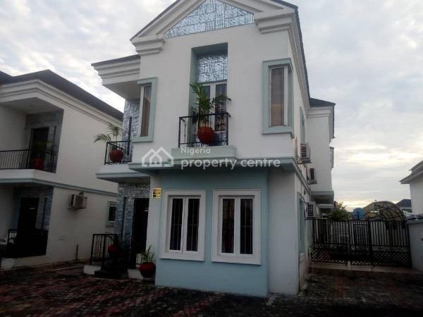 2 Wings of 5 Bedroom Detached Duplex with Rooms Bq & Swimming Pool for Corporate/commercial Use, Ikate, Lekki Phase 1, Lekki, Lagos, Semi-detached Duplex for Rent