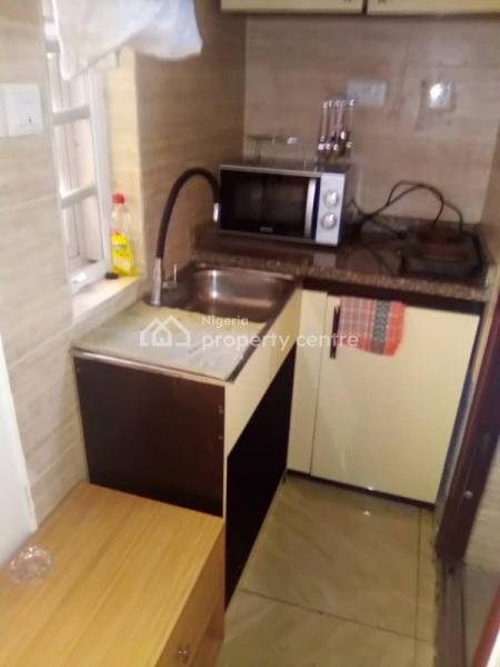 1, 2, 3-bedroom Flats for Short Let, Elegushi Lekki 1, Ikate Elegushi, Lekki, Lagos, Mini Flat Short Let