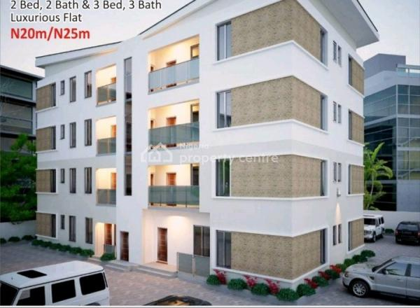 2 Bedroom Luxurious Flat, Eleko, Ibeju Lekki, Lagos, Block of Flats for Sale