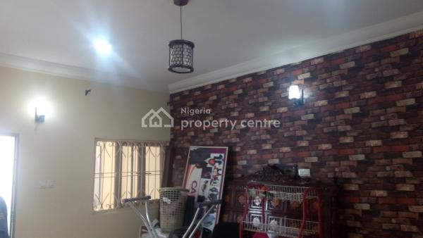 Well Finished 2 Bedroom Flat with Generator, By Naval Qouter, Kado, Abuja, Flat for Rent